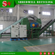 Scrap Tire Derived Fuel Plant For Alternative Fuels Making From Waste Tyres