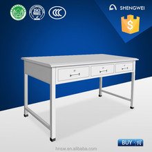 metal ergonomic study table made in luoyang China