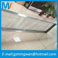 Aluminum Alloy Screen Windows with mosquito stainless steel net mesh