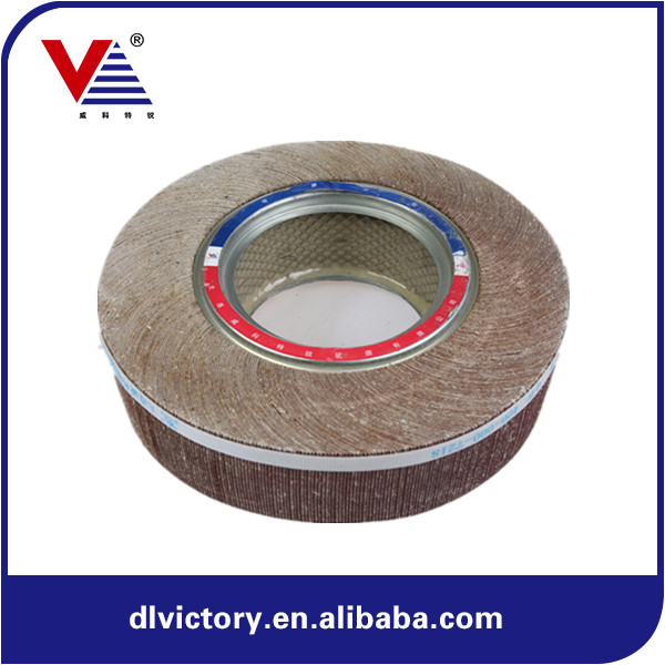 High efficiency cerium polishing wheel for wood and metal