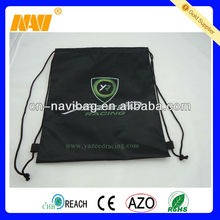 nylon drawstring gym bag(NV-DS076)