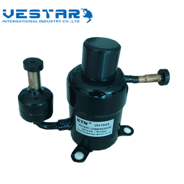 Vestar Factory price mini DC rotary compressor for air-conditioning