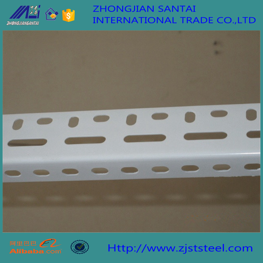 BS,ASTM,JIS,GB,DINStandard steel slotted angle iron weight