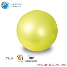 9 inch Pilates ball toning ball for yoga and training 23cm