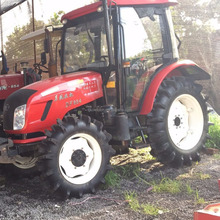 Kowloon Kubota Taishan 50% to 80% Used Agriculture Tractor