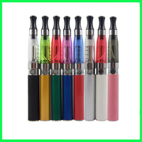 Hot selling Ecigs Blister pack Kit 1.6ml Atomizer 650mah 900mah Battery Zipper Case CE5 starter kit
