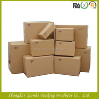 Recycled Materials and shipping packaging Use shipping box