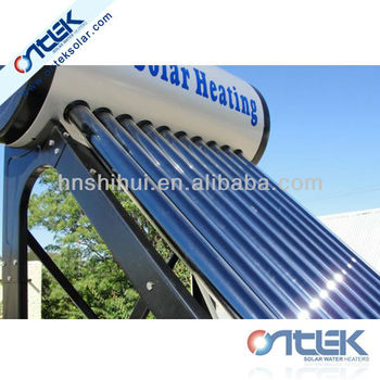 pressure solar water heat,solar hot water,compact pressurized solar water heaters