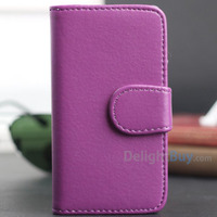 Soft Wallet Leather Case For iPhone 5 5S With Card Holder Phone Case For iPhone5 5S iPhone5S
