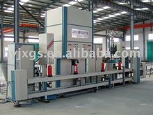 High-precision Automatic dry powder filling product line/powder filling machine(patant)