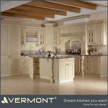 2017 High quality wood kitchen unit