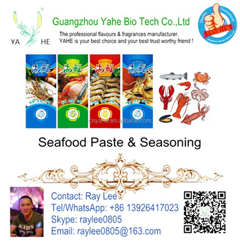 high concentration seafood flavour for seasoning and healthy ingredients with wholesale price
