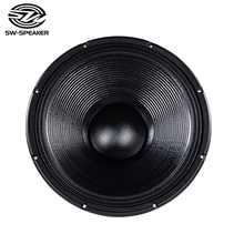 L18P400 Professional audio art 21 inch flat powered subwoofer