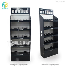 Free design display unit retail display racks for food display stand