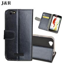 Cute Printing Wallet Flip Cover for Sony Xperia ZL L35H PU Leather Case with ID Card Holder 5 Colors