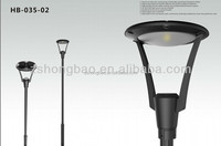 IP65 decorative outdoor standing LED lamps for garden