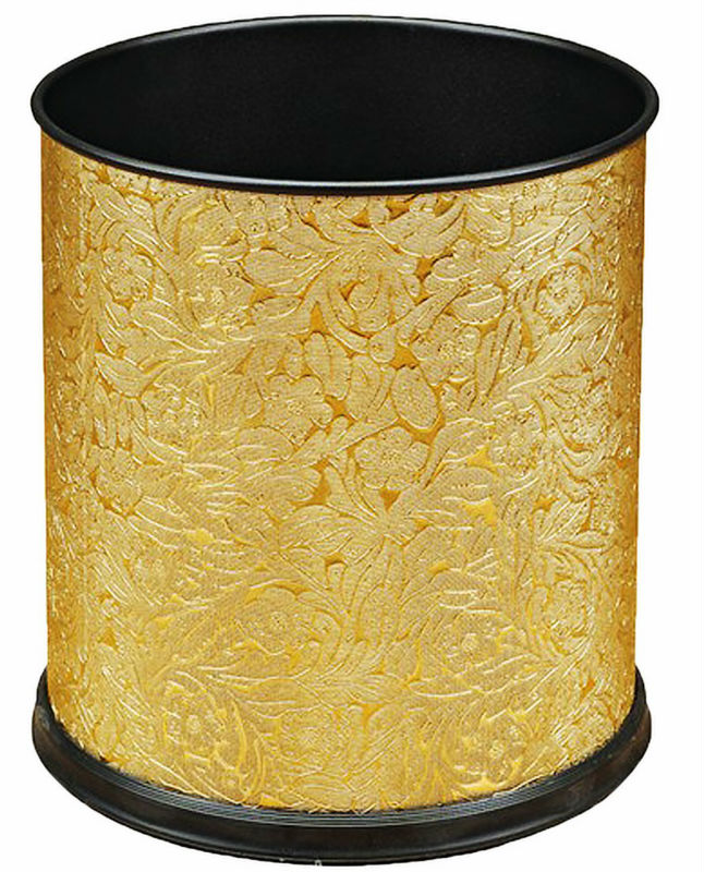Excellent Houseware Wood Craft Trash Can for Sale