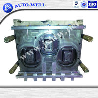 High quality aluminum foil container press mould/die/mold