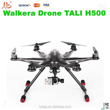 best item Walkera Drone TALI H500 FPV Drone Hexacopter RTF With DEVO F12E Battery G-3D Gimbal Charger