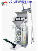 Vertical pouch detergent powder packing machine JC-LBVP520