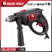 Superb cordless driver heavy duty hammer drill