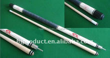 Elegent & Hot selling but Reasonable Price Wooden Billiard cue stick 57inch