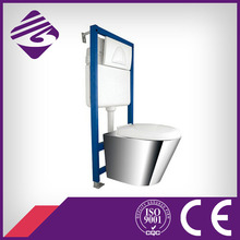 SS304 High Quality Stainless Steel Wall Hung Toilet