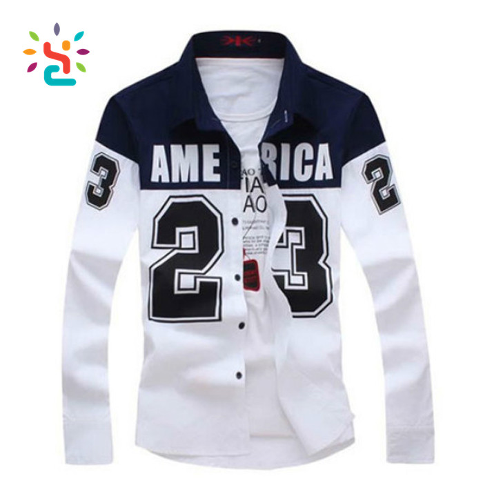 Custom Mens Shirt Fashion,Cotton No Label colorblock T Shirt Wholesale,Custom Long Sleeve T-shirt And Shorts Suits