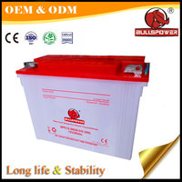 260AH rechargeable battery powered tricycle electric forklift battery prices for electric start generator