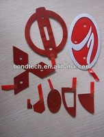 Customized tape for car parts /3M Die Cut Acrylic Foam Tape For Vehicle Emblem