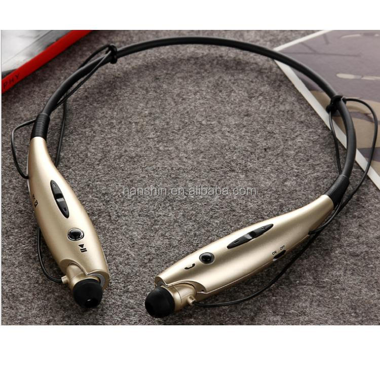 High Quality Sport Earphone HBS-730 <strong>Bluetooth</strong> V4.1 Wireless Stereo Headphone