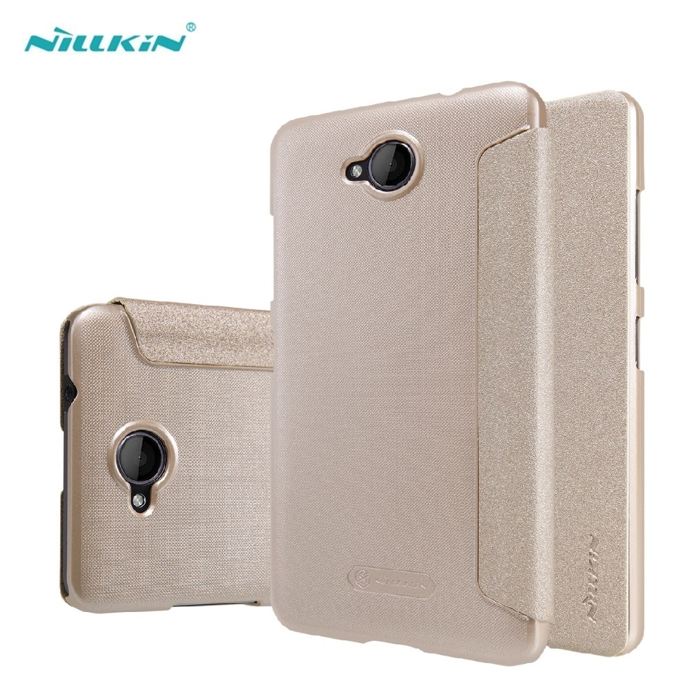 Nillkin Sparkle Flip Real Leather Housing Bag Case Cover For Nokia Lumia 820 1020 301 540 730 900 808 Pureview