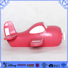 Factory Price Desk Decoration Resin Airplane Model