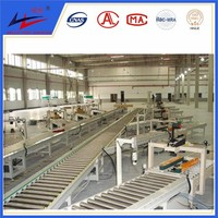 Airport Baggage Handling Conveyor System