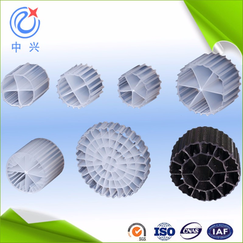 Virgin raw material durable sediment pool filter media for drinking water treatment