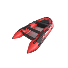 2017new design inflatable rowing boat for fishing