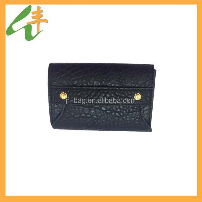 multi functional pu leather men wallet wholesale