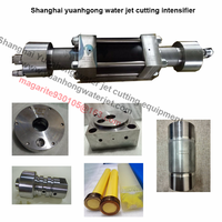 Most popular and durable water jet cutting machinery intensifier ; waterjet cutter intensifier 60k psi.