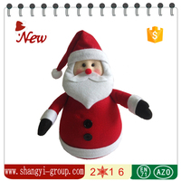 XM14-06 Handmade christmas decoration and ornament santa door stopper