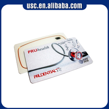 Customized printing sample rfid employee id cards