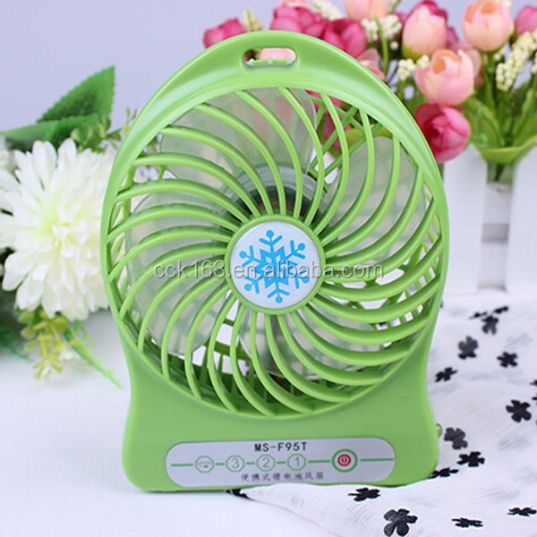 2015 wholesales usb mini desk fan,Guangzhou factory Portable Mini USB Rechargeable fan Cooling