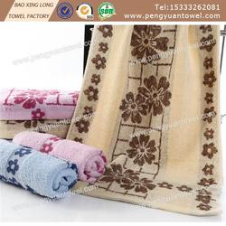 100 cotton new fashion California devil fruit hand towel