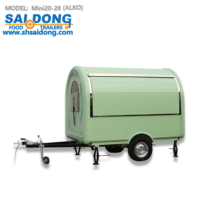 Fashion Convenient New Style used food carts food car for sale Mobile Food Carts For Sale