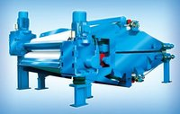 all kinds of wood pulp making equipments of twin wire press--ZNS for toilet paper machine