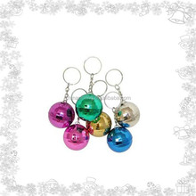 Mutual colors Ballroom Mirror Ball Light Mirror Reflection Glass Ball Stage key rings