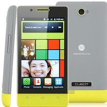 New Arrival CUBOT C9+ Smart Mobile Phone Android 4.2 MTK6572M Dual Core GPS WiFi 4.0 Inch China Mobile Cell Phone