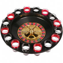 Adult Casino Roulette Wheel Drinking Game