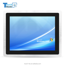 10.4 inch resistive touch screen panel pc