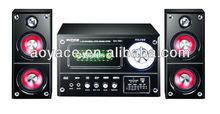 2.1 active pa system with usb/sd/karaoke/remote