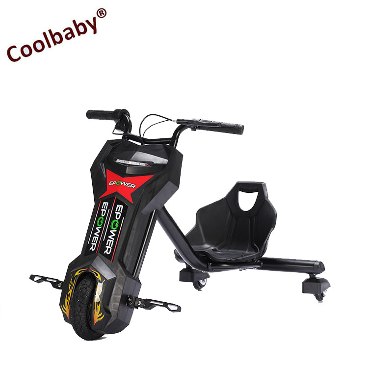 Cool baby Russia Kids fitness equipment 3 Wheel Electric Drift <strong>Trike</strong>